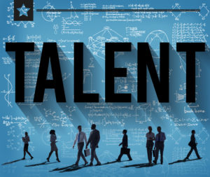 Invest in talent